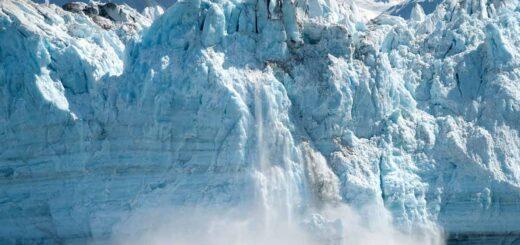 reservas glaciar