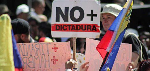 democrático protesta